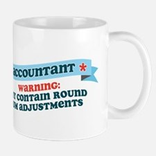 Round Sum Adjustments Mug