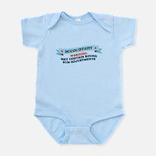 Round Sum Adjustments Infant Bodysuit