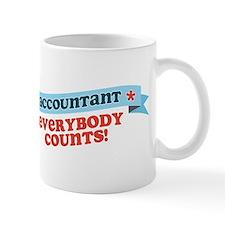Everybody Counts Mug