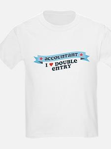 I Heart Double Entry T-Shirt