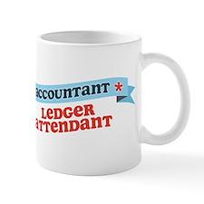 Ledger Attendant Mug