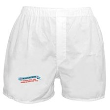 Accountant Mess Sorted Boxer Shorts