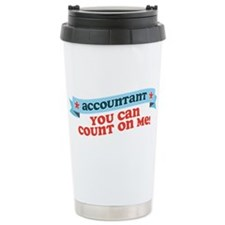 Count on Me Travel Mug