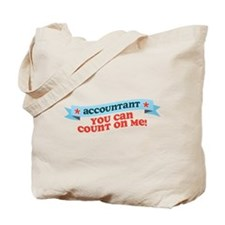 Count on Me Tote Bag