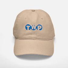 TWP Fitted Baseball Baseball Cap