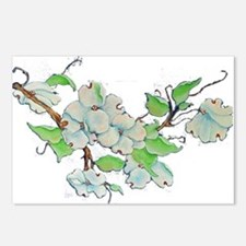 DOGWOOD Postcards (Package of 8)