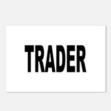 Trader Postcards (Package of 8)