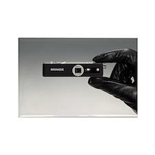 camera Rectangle Magnet