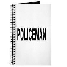 Policeman Journal