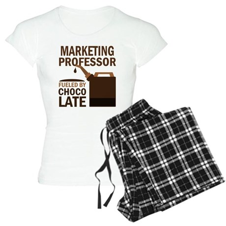 Marketing Professor (Funny) Gift Women's Light Paj