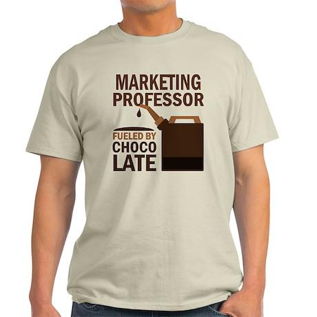 Marketing Professor (Funny) Gift Light T-Shirt