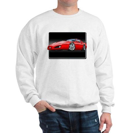 1991-1992 Firebird red Sweatshirt