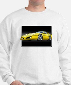 1991-1992 Firebird yellow Sweatshirt