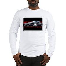 1991-1992 Firebird black Long Sleeve T-Shirt