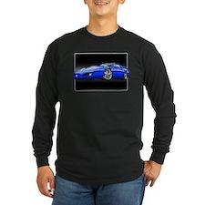 1991-1992 Firebird blue T