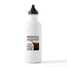 Medical Assistant (Funny) Gift Water Bottle