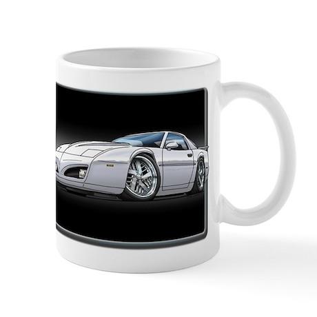 1991-1992 Firebird silver Mug