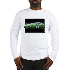 1991-1992 Firebird green Long Sleeve T-Shirt