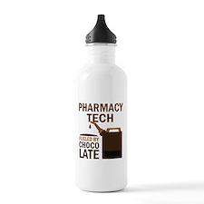 Pharmacy Tech (Funny) Gift Water Bottle