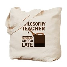 Philosophy Teacher (Funny) Gift Tote Bag