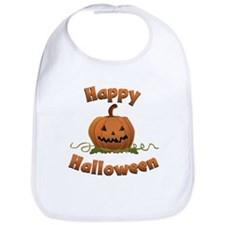Halloween Bib