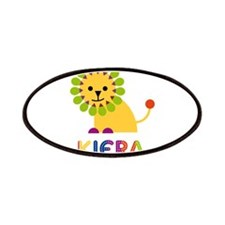 Kiera the Lion Patches