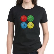 buttons Tee