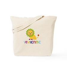 Vivienne the Lion Tote Bag