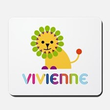 Vivienne the Lion Mousepad