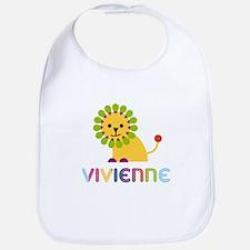 Vivienne the Lion Bib