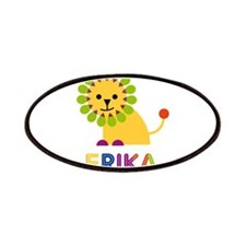 Erika the Lion Patches