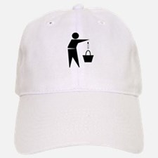 Put the Lotion in the Basket Baseball Baseball Cap