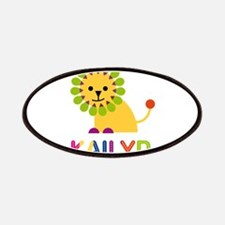 Kailyn the Lion Patches