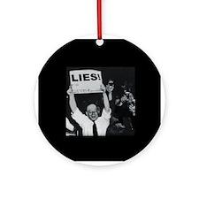 Lies -- Yeah! Ornament (Round)