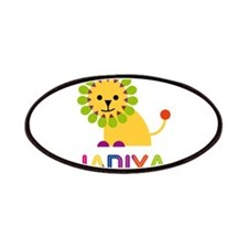 Janiya the Lion Patches