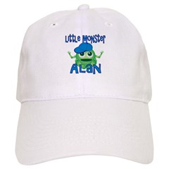 Little Monster Alan Baseball Cap