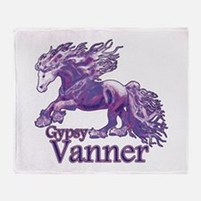 Regal Gypsy Throw Blanket