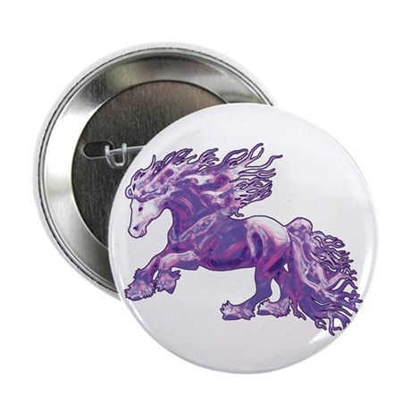 "Regal Gypsy 2.25"" Button (10 pack)"