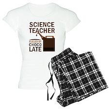 Science Teacher (Funny) Gift Pajamas