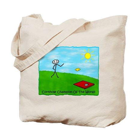 CH Champion Of The World Tote Bag