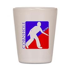 Cornhole All Star Shot Glass