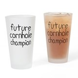 Cornhole Pint Glasses
