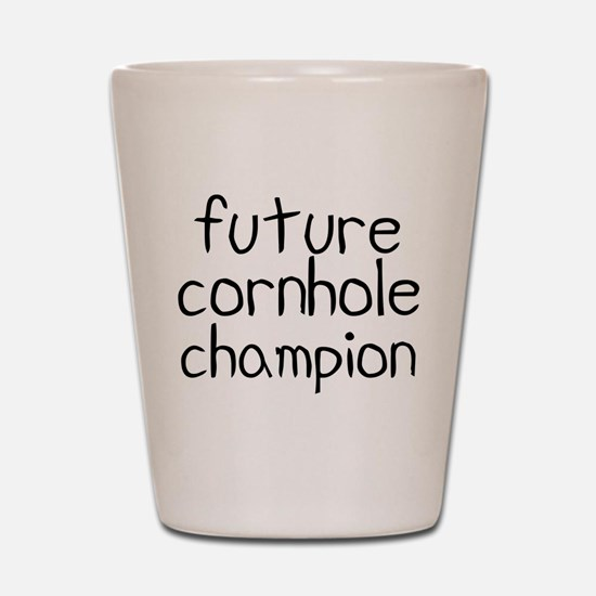 Future Champion Shot Glass