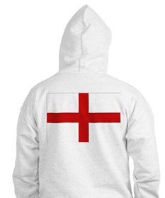 Proud to be English Hoodie
