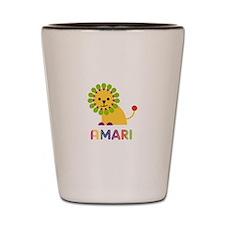 Amari the Lion Shot Glass