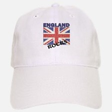 BRITISH FLAG Baseball Baseball Cap