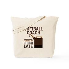 Softball Coach (Funny) Gift Tote Bag