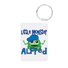 Little Monster Alfred Keychains