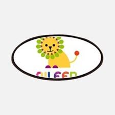 Aileen the Lion Patches