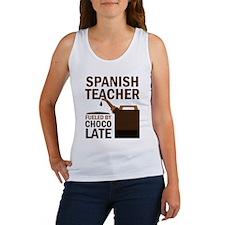 Spanish Teacher (Funny) Gift Women's Tank Top